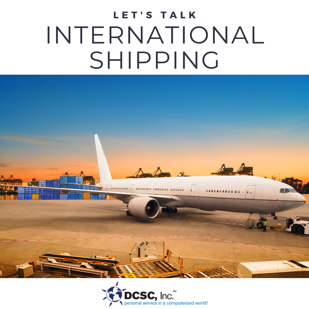 INTERNATIONAL SHIPPING Blog