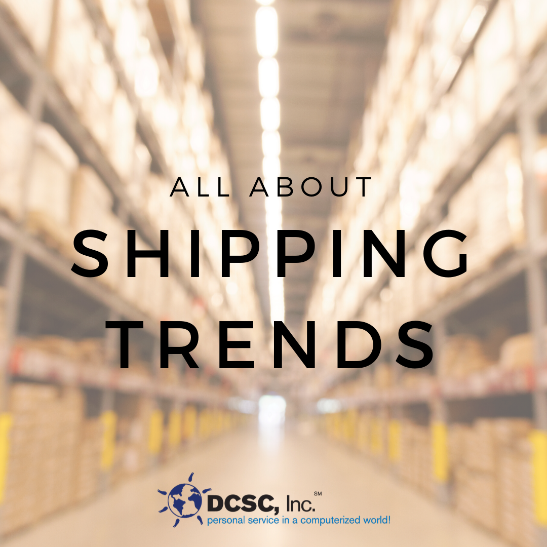 Shipping Trends